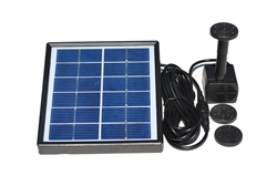 Picture of Solar Water Fountain Kit