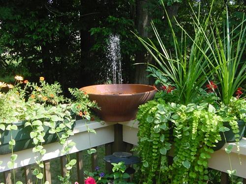 Solarrific Solar Water Fountain Kit