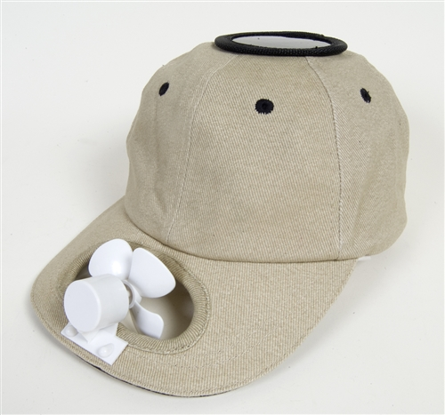 Picture of Beige Solar Cooling Hat