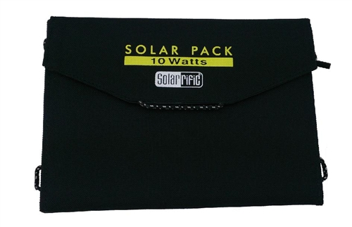 C5024 10W Solar Foldable Charger for Mobile Phones and Digital Devices