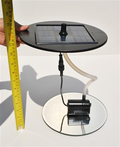 G3034 Solar Pump Water Fountain Kit