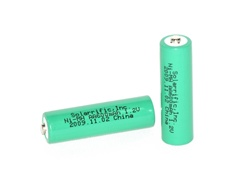 AA Rechargeble NiMH 1.2 V 600mah