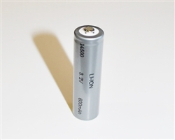 Lithium 600mAh 3.0V Rechargeable Battery