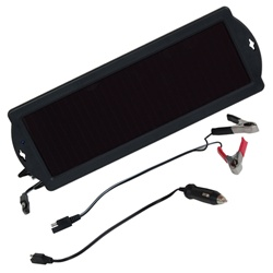 Picture of Solar Car Battery Charger Maintainer